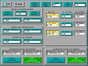 Matrix Plasma Asher Descum System Pressure Calibration