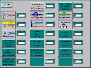 Matrix Plasma Asher Descum System -User Level Set Up