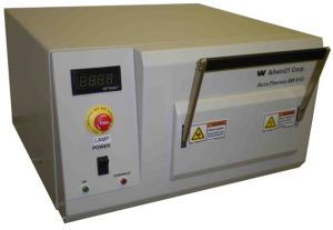 AccuThermo AW 610 - Single Gas Line Basic Configuration