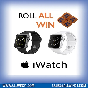 Win a free iwatch-2017