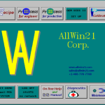 Allwin21 Advanced Software which integrates all of the Process Control into a single reliable software package